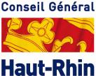Elections par Internet avec LE NET EXPERT - Logo CONSEIL GENERAL DU HAUT RHIN